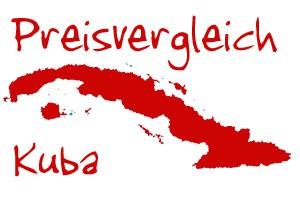 Preisvergleich für Kuba Reisen